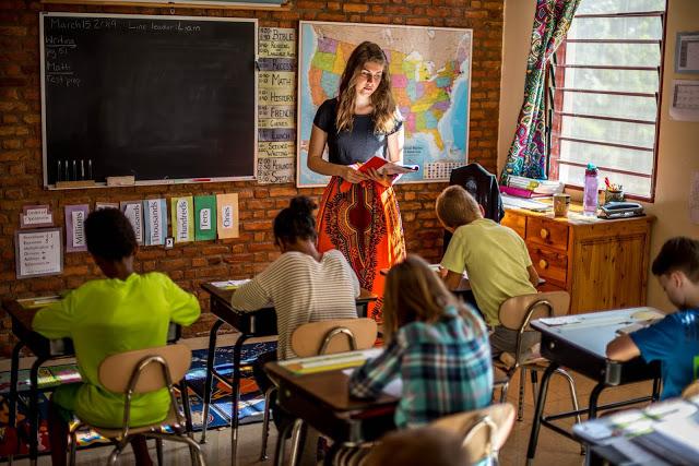 We need Missionary Kid Teachers!